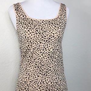 Soma Leopard Animal Print Camisole